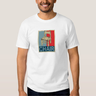 Re-Elect Chair 2012 T-Shirt