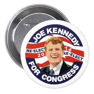 Re-Elect Congressman Joe Kennedy Button
