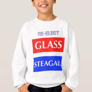 RE-ELECT Glass Steagall Sweatshirt