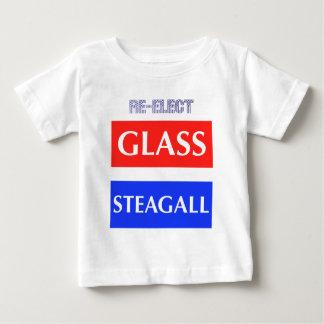RE-ELECT Glass Steagall T Shirt