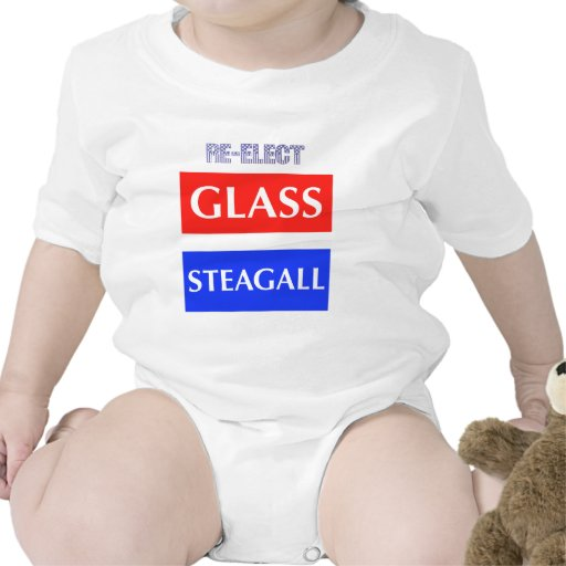 RE-ELECT Glass Steagall Tee Shirts