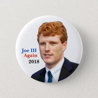 Re-elect Joe Kennedy III in 2018 Pinback Button