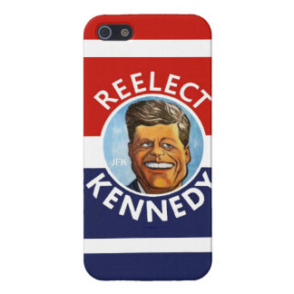 Re-Elect Kennedy iPhone 5/5S Cases