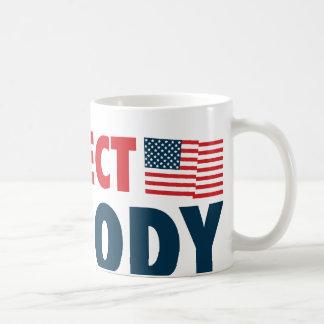 Re-Elect Nobody Coffee Mug