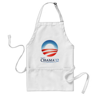 Re-Elect Obama 2012 Adult Apron