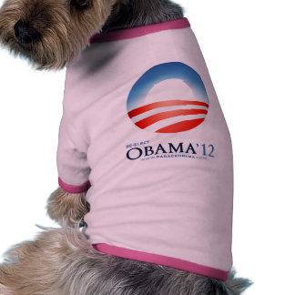 Re-Elect-Obama-2012 Dog Shirt