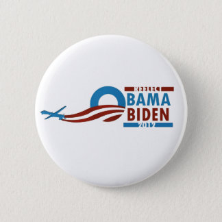Re-Elect Obama Biden 2012 Button