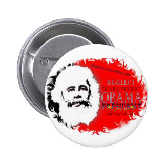 Re-Elect Obama Pinback Buttons