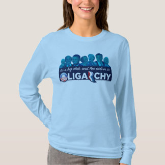 Re-elect Oligarchy 2012 T-Shirt