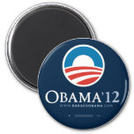 Re-Elect President Barack Obama 2012 Refrigerator Magnet