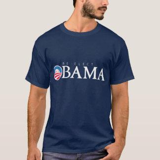 RE-ELECT President Obama 2012 (dark shirt) T-Shirt