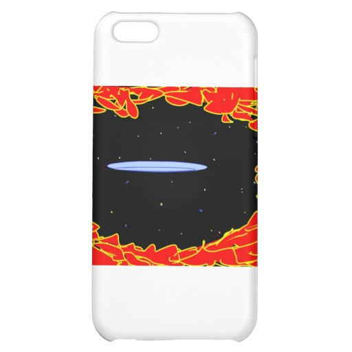 re-entry from space iPhone 5C cases