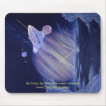 Re Entry, Re Entry, by Steven Vincent Johnsonww... Mouse Mats