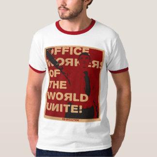 RE-EVOLUTION unen la camiseta Camisas