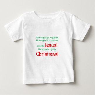 re-gifting navidad camisetas