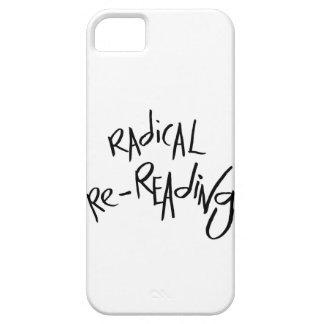 Re-lectura radical funda para iPhone SE/5/5s