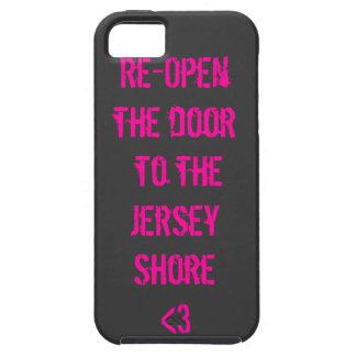 Re-Open the door to the Jersey Shore iPhone 5 case