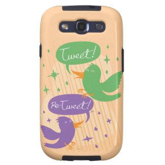 ¡Re-Pío! Galaxy S3 Carcasas