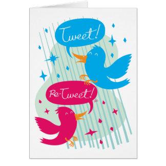 Re-Tweet! Card