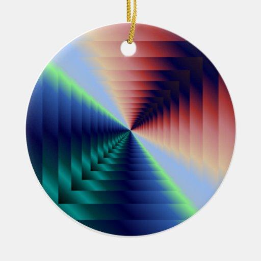 Reacción 3 ornaments para arbol de navidad
