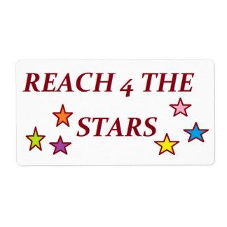 REACH 4 THE STARS LABEL