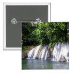 Reach Falls, Port Antonio, Jamaica Pin