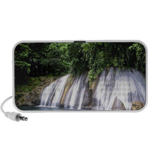 Reach Falls, Port Antonio, Jamaica Portable Speakers