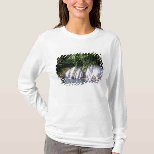 Reach Falls, Port Antonio, Jamaica T-Shirt