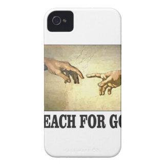 reach for god iPhone 4 cover