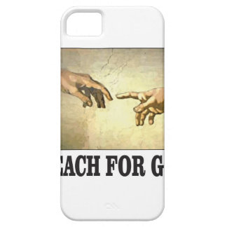 reach for god iPhone SE/5/5s case