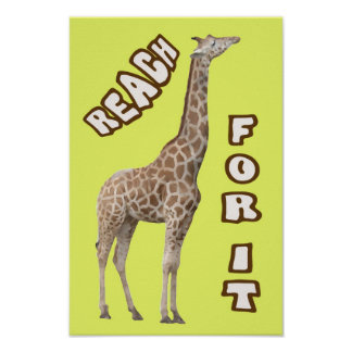 Reach For It Posters