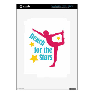 Reach For Stars iPad 3 Skins