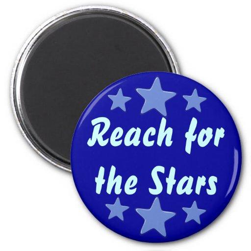 reach for stars magnet