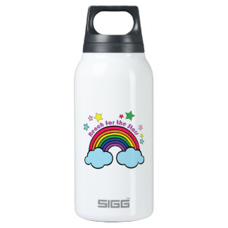 Reach For Stars 10 Oz Insulated SIGG Thermos Water Bottle