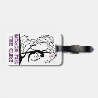 Reach For The Cure Luggage Tags