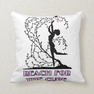 Reach for the Cure Pillows