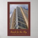 Reach for the Sky Print