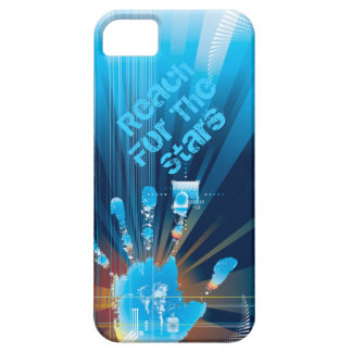 Reach For The Stars Abstract iPhone 5 Case