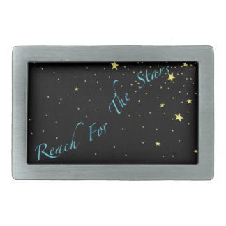 Reach For The Stars Belt Buckle