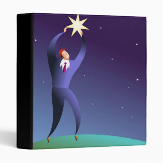 Reach For The Stars Binder