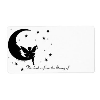 Reach for the Stars Bookplate Label