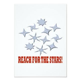 Reach For The Stars Card