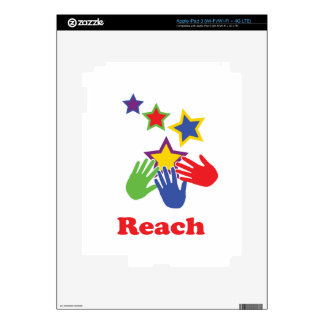 Reach for the Stars Decals For iPad 3