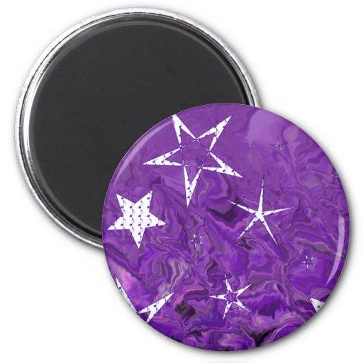 Reach For the Stars Design Magnet