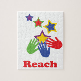 Reach for the Stars Jigsaw Puzzle