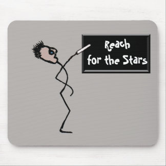 Reach for the Stars Mouse Pad