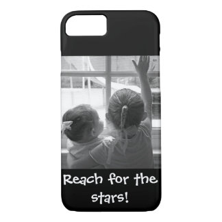 Reach for the stars phone case