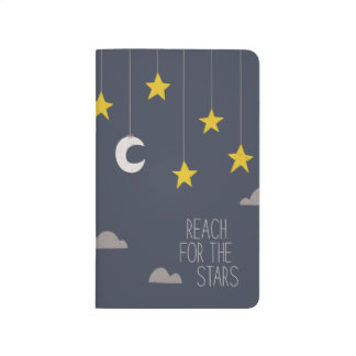Reach for the Stars Pocket Journal