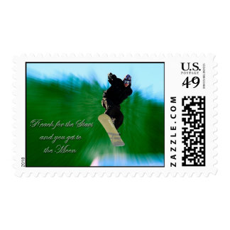 Reach for the Stars Postage