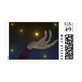 Reach For the Stars Stamp